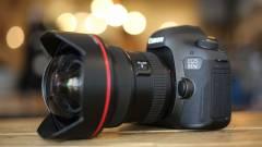 63 megapixeles szenzoron dolgozhat a Canon kép