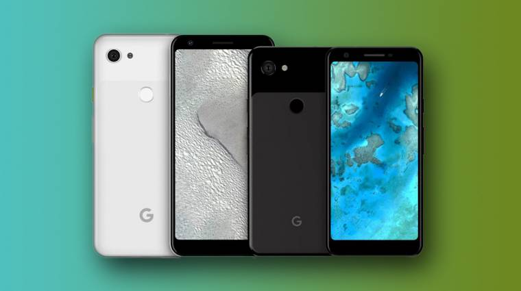 Véletlenül megerősítette a Pixel 3a létezését a Google kép