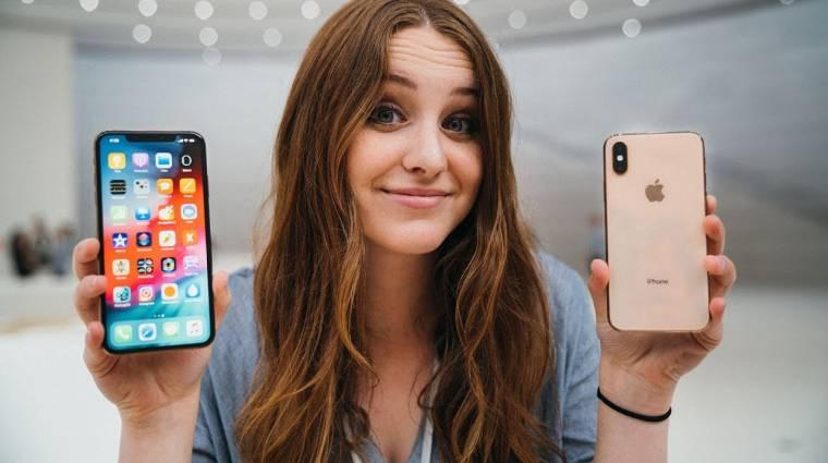 Döbbenetesen népszerű a fiatalok körében az iPhone kép