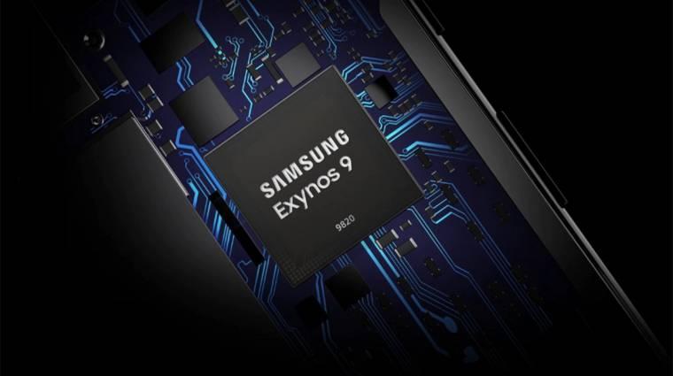 115 milliárd dolláros fejlesztéssel verné agyon a rivális mobilprocesszorokat a Samsung kép