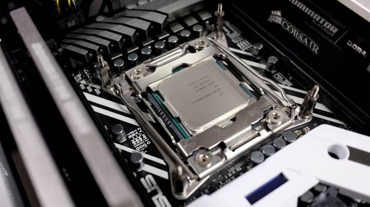Furcsák lesznek az új Intel processzorok nevei kép