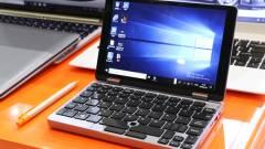 Mindössze 8 hüvelykes lesz a Chuwi MiniBook laptopja kép