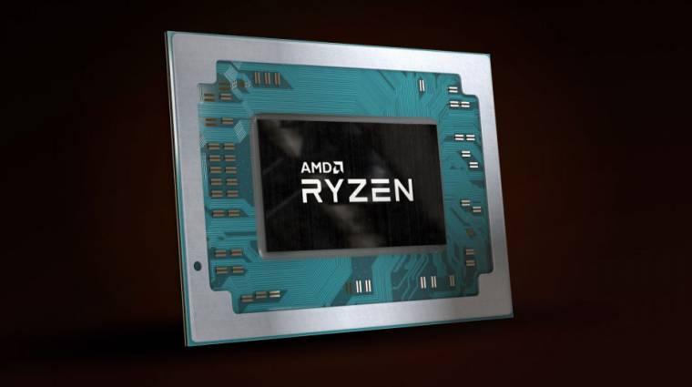 Vega 9 grafikát kaphat az AMD Ryzen 5 3550U kép