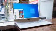 Legalább 32 GB tárhely kell az új Windows 10-nek kép