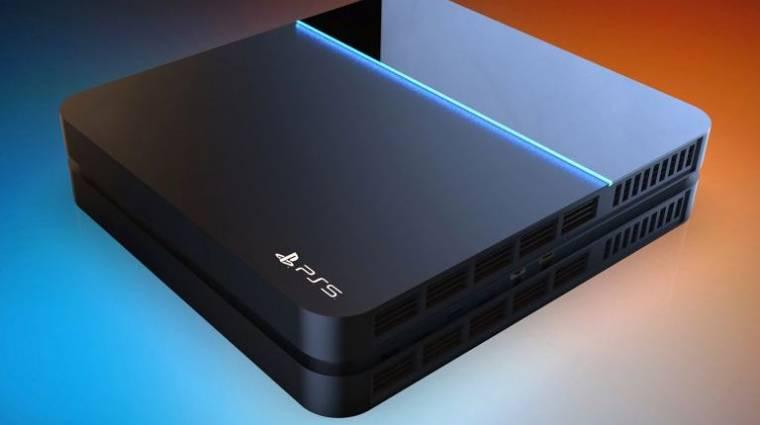 Lenyűgöző lehet a PlayStation 5 kép
