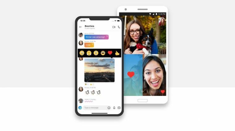 Egy hiba miatt automatikusan válaszolgat a hívásokra az androidos Skype kép