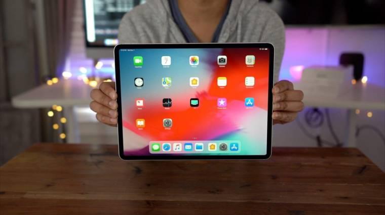 2067-ig zárt ki egy férfit az Apple iPadje kép