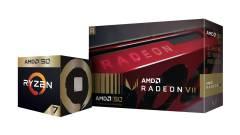 Itt az AMD 50. évfordulós processzora és videokártyája kép