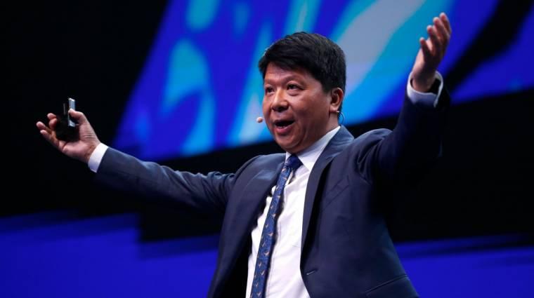 Huawei: Amerika nem versenyezhet velünk kép