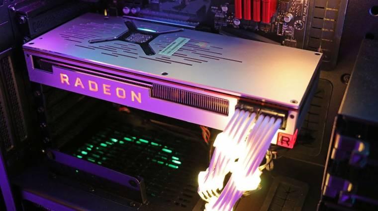 Különleges Radeon VII videokártya érkezhet kép