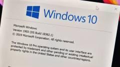 Megint baj van a Windows 10 nagy frissítésével kép