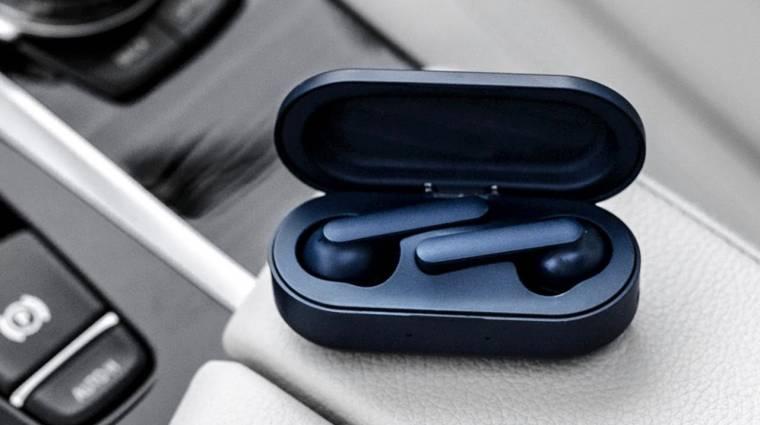 Jön az Alexa-képes vezeték nélküli fülhallgató kép
