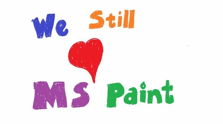 Megtartja a Windows 10 a legendás Paintet kép