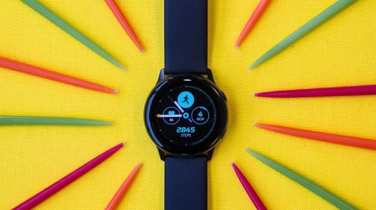 Itt az újabb bizonyíték, hogy lesz Google Pixel Watch kép