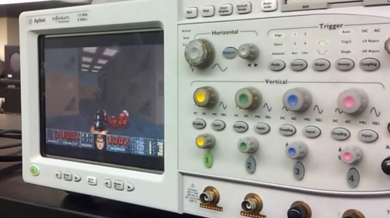 Top 10 eszköz, ami nem PC, mégis fut rajta a Doom kép