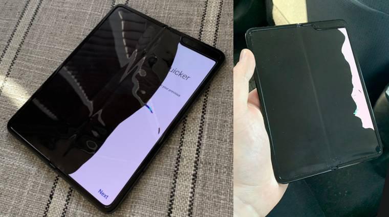 Bréking: lefújták a Samsung Galaxy Fold startját kép
