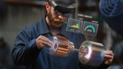 Itt a HoloLens 2 fejlesztői kiadása kép