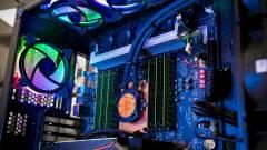 Az Intel Xeon W-3275 processzor is egy szörnyeteg lesz kép