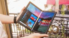 Nincs odáig az összehajtható laptopokért a Dell kép