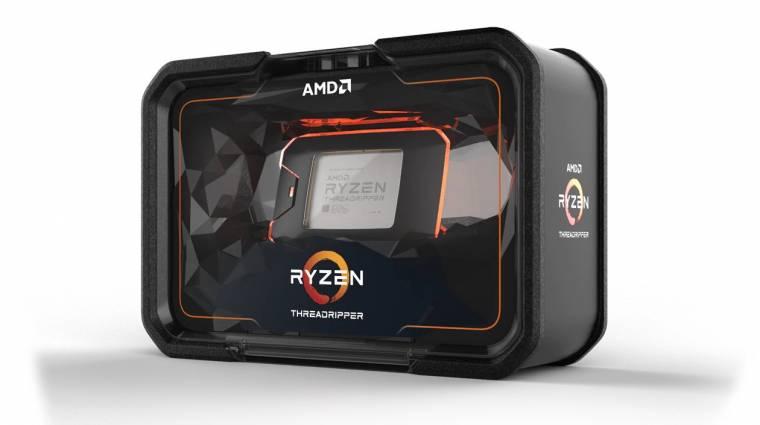 Késnek az új Ryzen Threadripper CPU-k, de erősít a felhőalapú gamingen a Navi kép