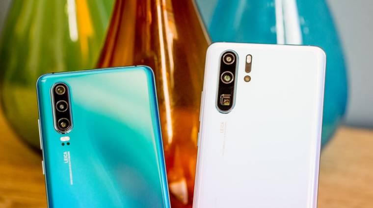 Azonnal Android 10 Q-ra frissülnek majd a Huawei csúcsmobilok kép