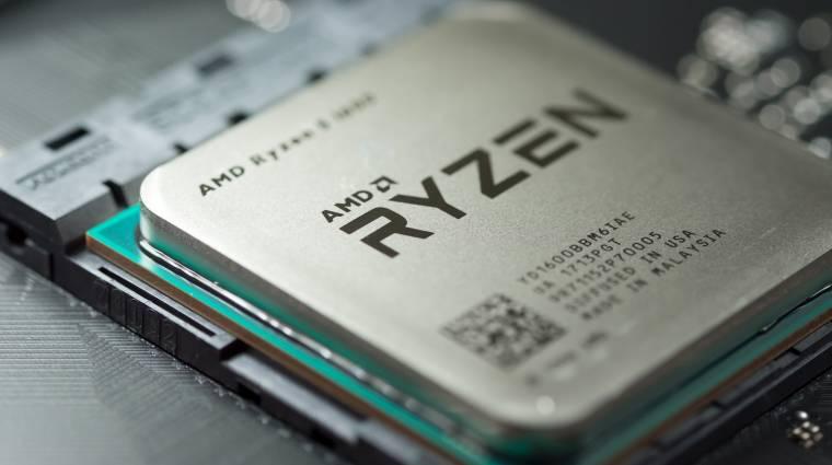 16-magos AMD Ryzen 3000 processzorról szivárogtattak kép