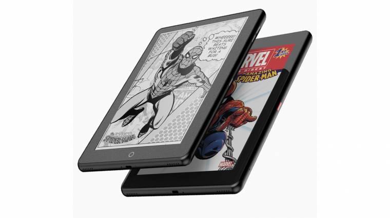 Érdekes megoldás lesz a dupla kijelzős Janus tablet kép