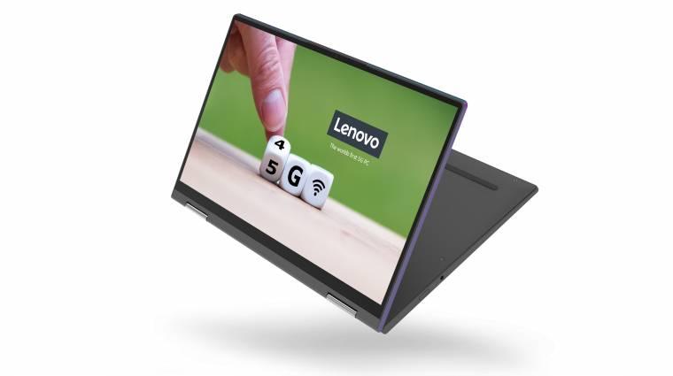 Jön az első 5G-s laptop kép