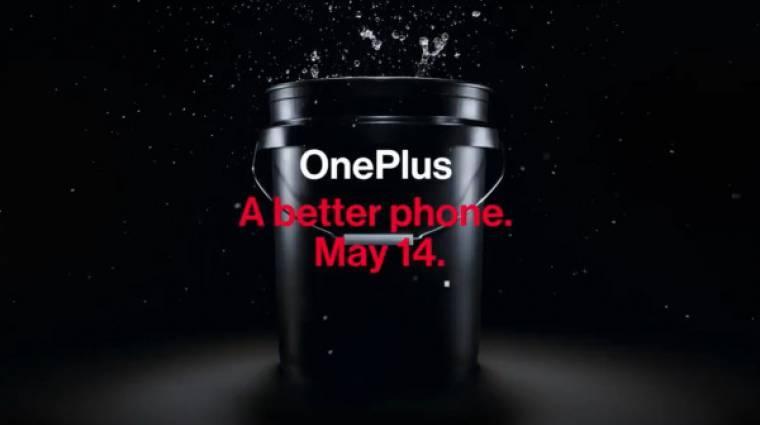 Hivatalosan nem lesz vízálló a OnePlus 7 Pro kép
