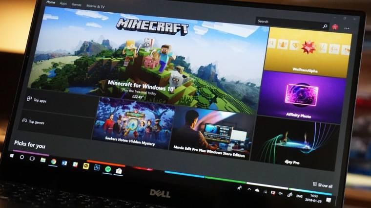 Bizonytalanná vált a Microsoft Store sorsa kép