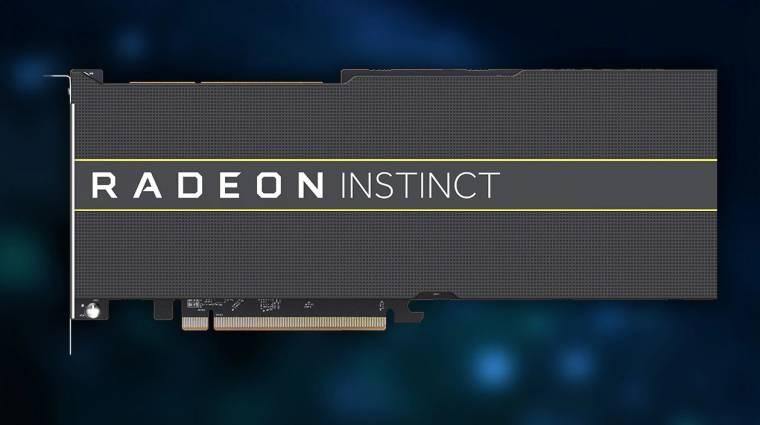 Késik a Navi 20-alapú AMD Radeon Instinct kép