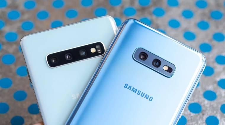 Megújította az Android-licencét a Samsung kép