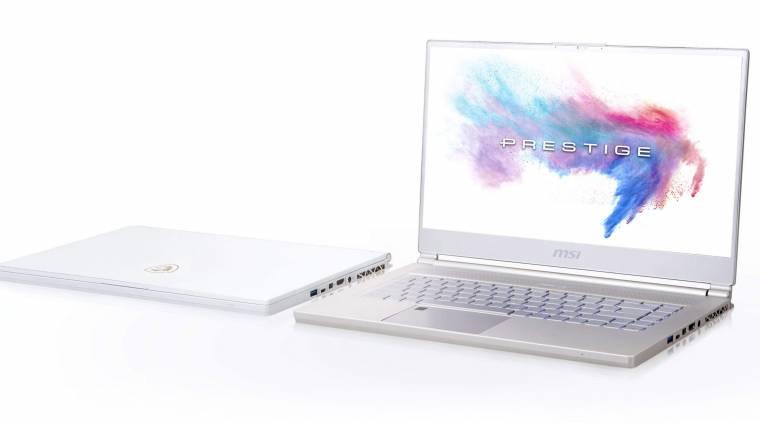 Még erősebb lesz az MSI P65 Creator Laptop kép