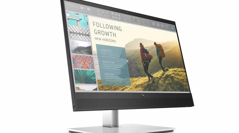 Frissíthető minden egyben PC lett a HP Mini-in-One kép