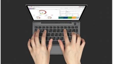 Közeledik a 8,9 hüvelykes GPD P2 Max mini laptop