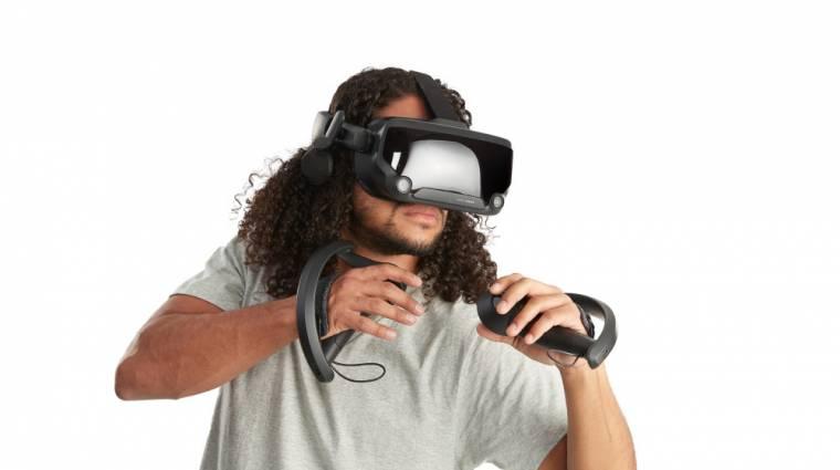 Júniusban érkezik a Valve Index VR-headset kép
