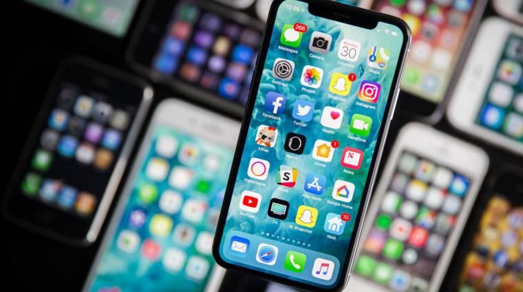 Az Apple iPhone X volt tavaly a világ kedvence kép