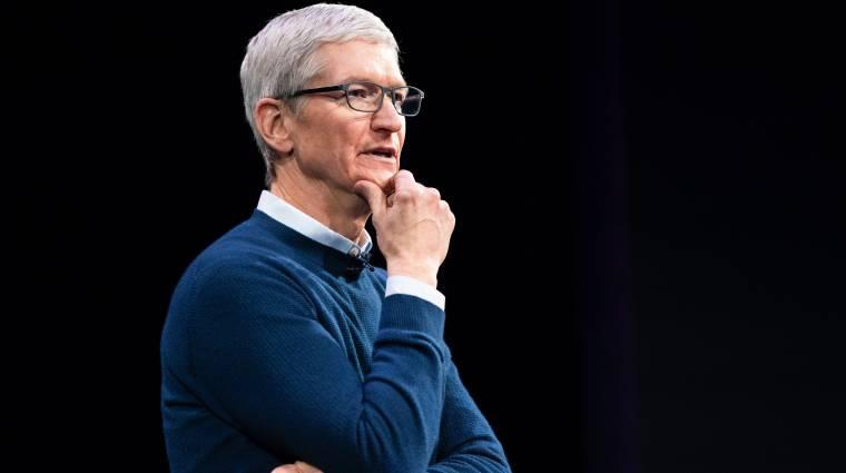 A mobilfüggőség ellenszerén dolgozik az Apple kép