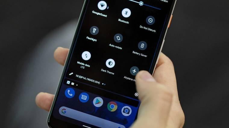 Elsötétül az androidos Google Keep kép
