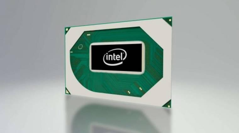 Felbukkant egy 10 nm-es Intel Tiger Lake processzor kép