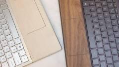 Fából és fémből vannak az új HP Envy laptopok kép
