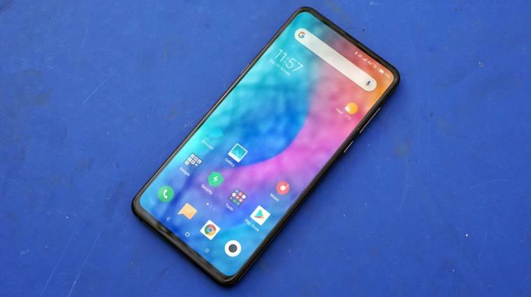 Olcsón hoz 5G-t a Xiaomi Mi Mix 3 5G kép