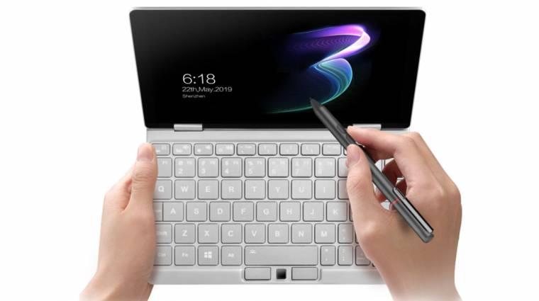 Már rendelhető a szupermini One Mix 3 Yoga laptop kép