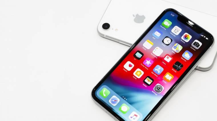 Szól majd az Apple, ha egy iOS-frissítés belassítja az iPhone-odat kép