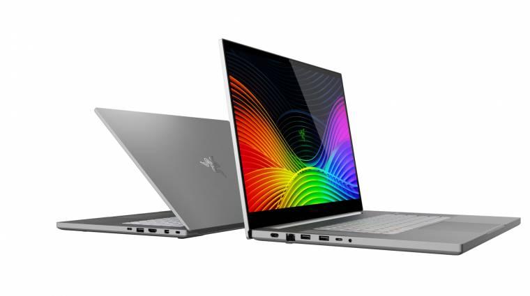Extrém teljesítményt hoznak az új Razer Blade Studio Edition laptopok kép