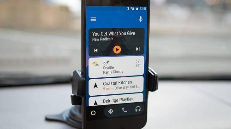 Az autóbaleseteket is érzékelheti az Android 10 Q kép