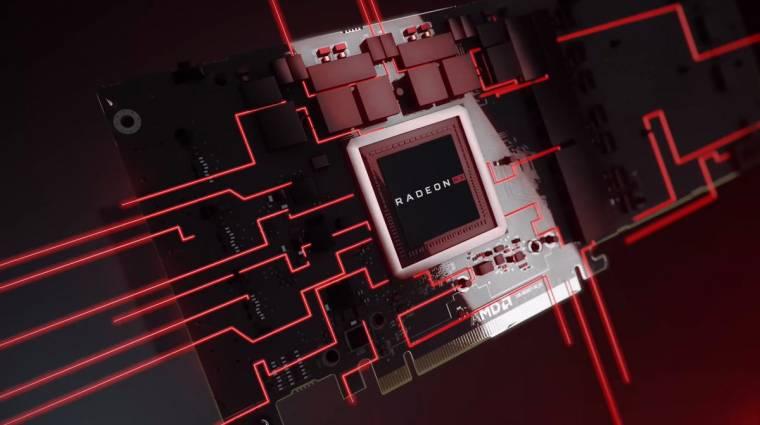 Az NVIDIA megijedt az AMD Navitól kép