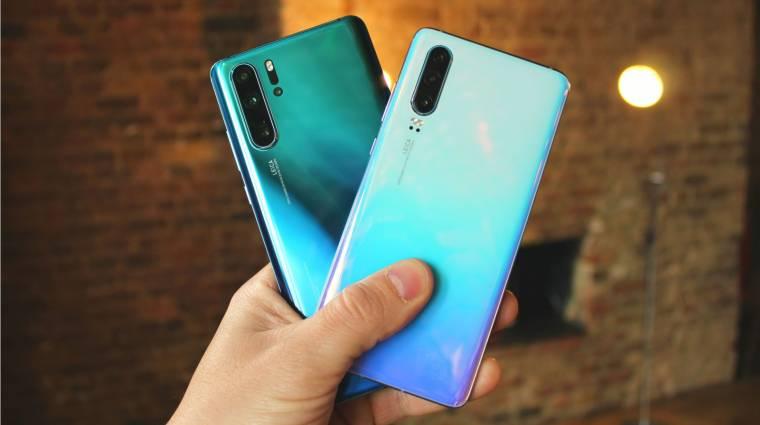 Máris durván bezuhantak a Huawei mobilos eladásai kép