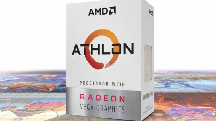 Újabb AMD Athlon APU-k érkeznek kép