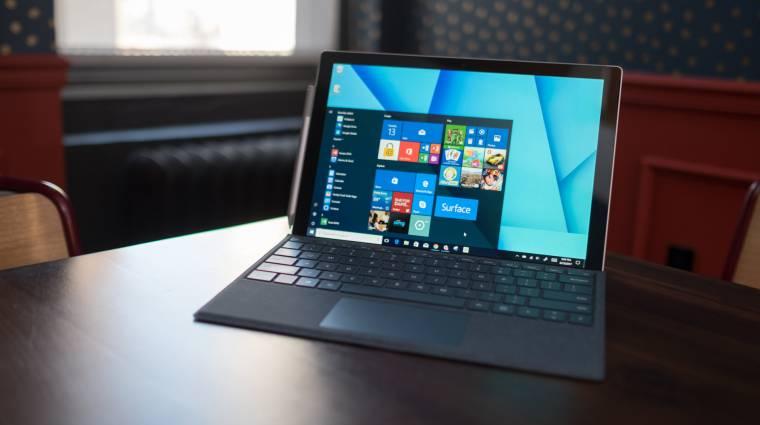 Ilyen változásokat hozhat a Surface Pro 7 kép